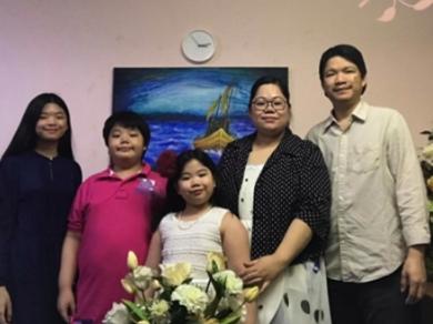 Dela Cruz Family
