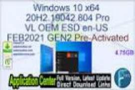 Windows 10 X64 21H1 Pro 3in1 OEM ESD pt-BR JUNE 2021 {Gen2}
